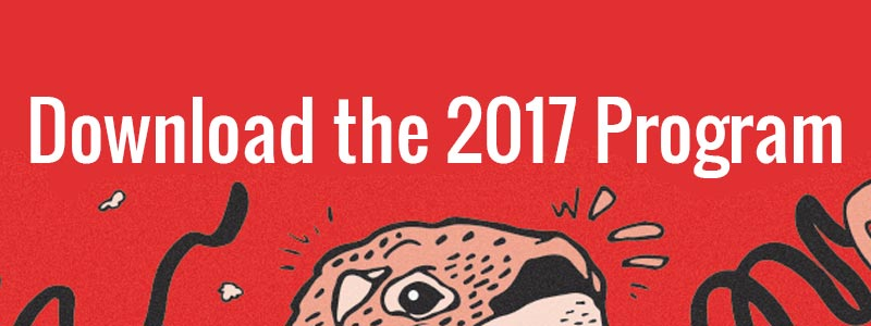 Download the 2017 Program (PDF)