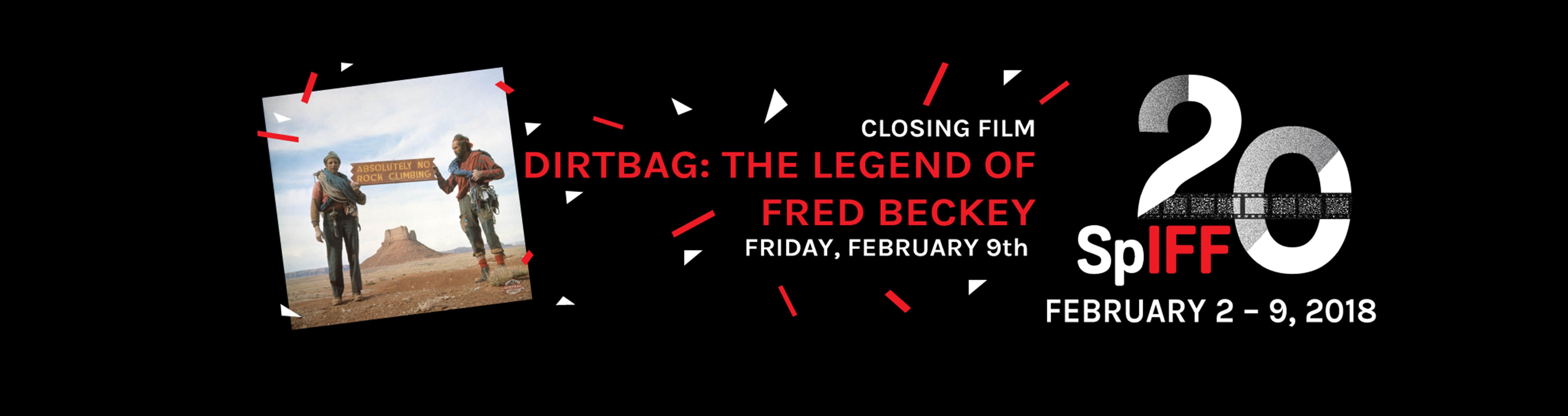 Closing Film - Dirtbag: The Legend of Fred Beckey