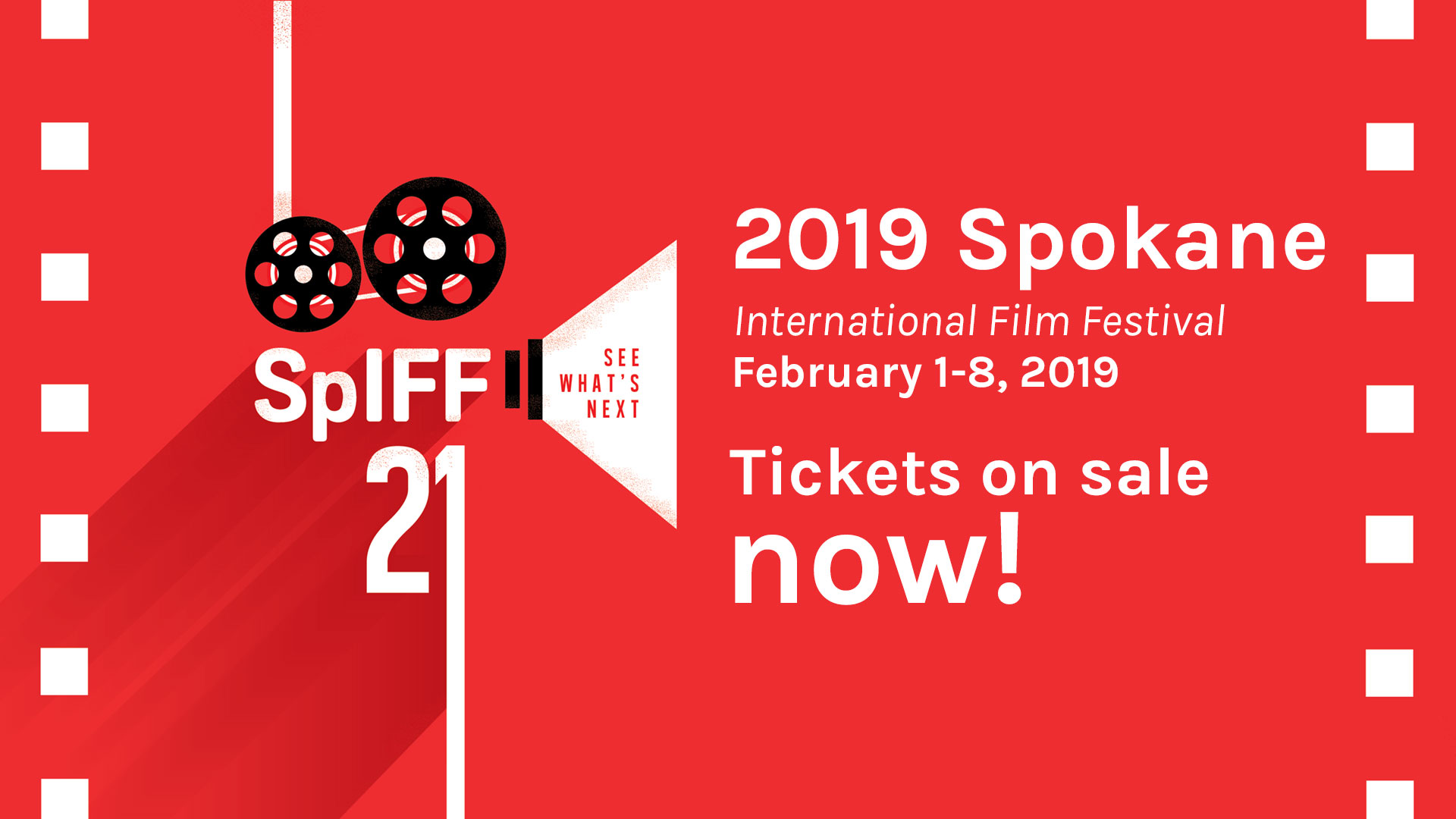2019 SpIFF Tickets On Sale Now!